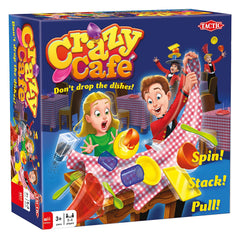 Crazy Cafe Board Game