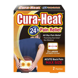 Cura Heat Pain Relief