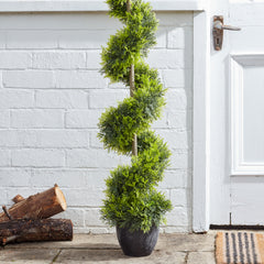 Smart Garden Cypress Topiary Twirl 120cm