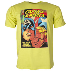 Marvel 100% Cotton T-shirts (Adults)