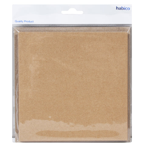 Habico Blank Cards With Envelopes 5pk