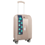 Runway Champagne Travel Suitcase