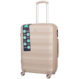"Champagne Suitcase 24"" Hard Case"
