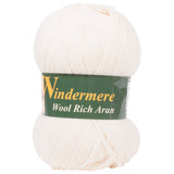 Cream Aran Wool