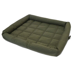 Rosewood Green Water Resistant Dog Bed