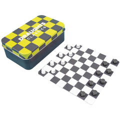 Draughts Magnetic Game