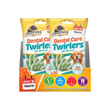 Vegetarian Dog Treats, Dental Twirlers