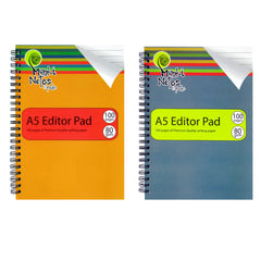 Munki Notes A5 Editor Pad