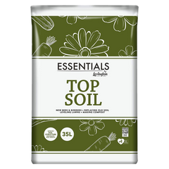 Levington's Essential Top Soil 35Ltr