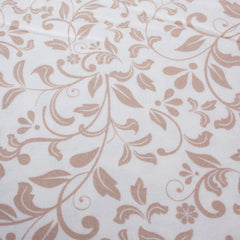 Ivory & Beige - Pattern : Trailing Stem