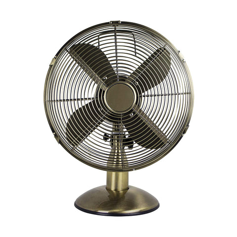 Oscillating 12'' Desktop Fans