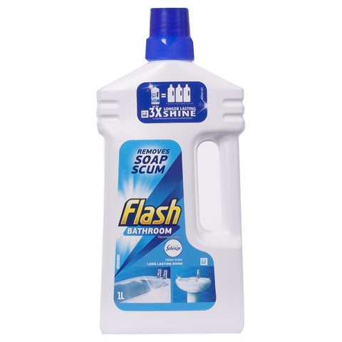 Flash Liquid Bathroom Cleaner