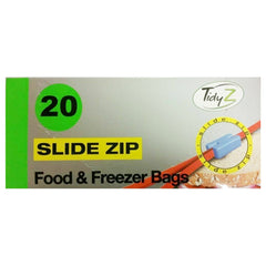Freezer Bags Zip & Seal 20pk