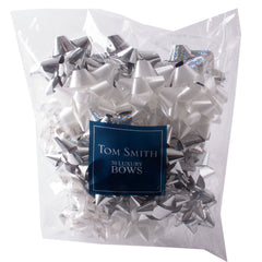 Luxury Silver Bows