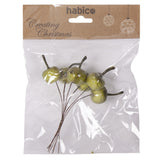 Habico Artificial Red Berries & Apples