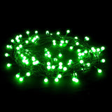 Cluster Of Green Festive Berry LEDs