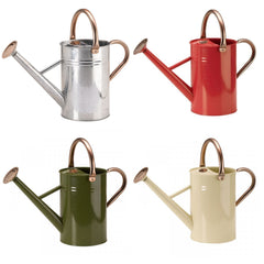 Smart Garden Galvanised Steel 4.5L Watering Can
