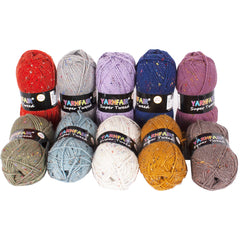 Yarnfair Super Tweed Range