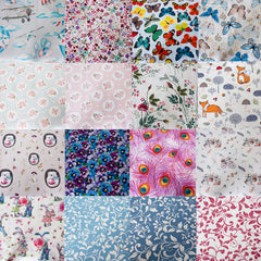 100% Cotton Fabric Range