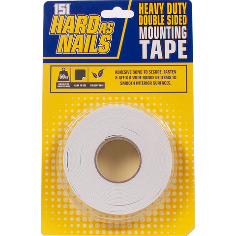 Hard As Nails Mounting Tape