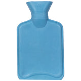 Blue 1 Litre hot water bottle