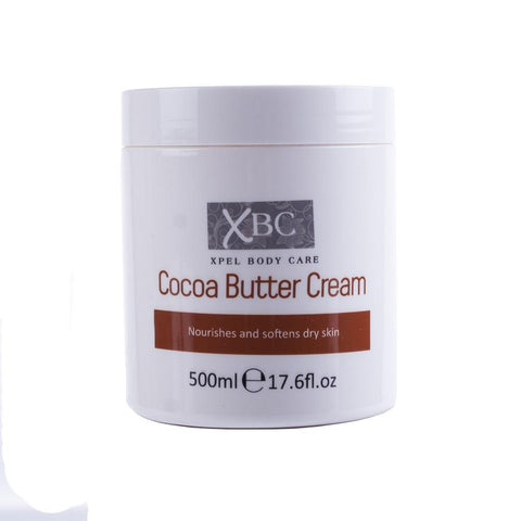 Cocoa Butter Cream Jar