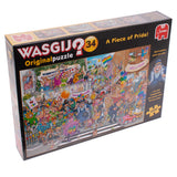 A Piece of Pride Wasgij Jigsaw