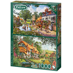 A Beautiful Summer's Day Jigsaw