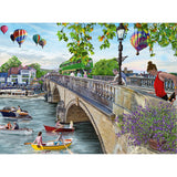Looking Across The River 500pc Jigsaw