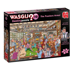 Wasgij The Puzzlers Arms Jigsaw