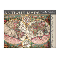 Antique Maps 1000pcs