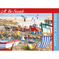 At The Seaside 1000pcs