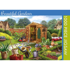 Beautiful Gardens 1000pcs