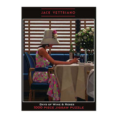 Jack Vettriano Days Of Wine & Roses 1000pcs