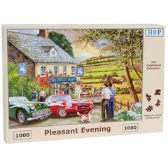 Pleasant Evening 1000pc