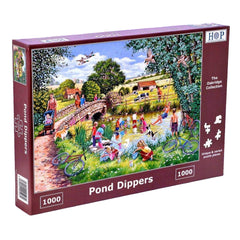 Pond Dippers 1000pc