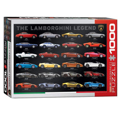 The Lamborghini Legend 1000pcs