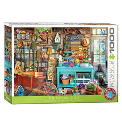 The Potting Shed 1000pcs