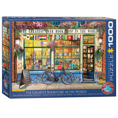 Worlds Greatest Bookstore 1000pcs