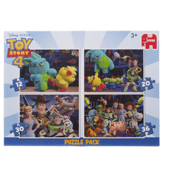 Toy Story 4 In One Puzzle Pack