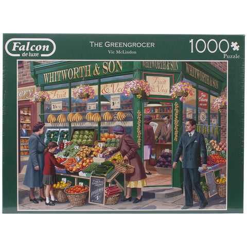 Falcon De Luxe The Greengrocer Puzzle