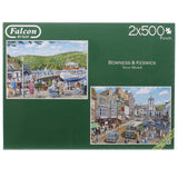 Bowness & Keswick 2x500 Piece Jigsaw