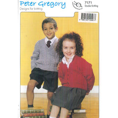 Sweater & Cardi Peter Gregory 7171