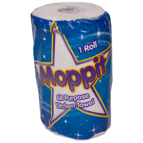 Moppit All Purpose Kitchen Towel 1 Roll