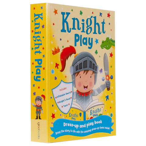 Knight Play Dress Up & Play Book