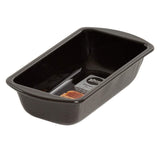 Black Vitreous Enamel Loaf Tin 2LBBlack Vitreous Enamel Loaf Tin 2LB