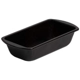 Black Vitreous Enamel Loaf Tin 2LB