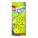 Large Bettina Rubber Gloves