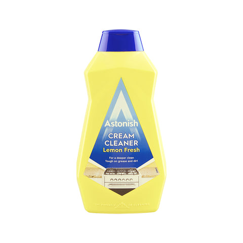 Lemon Fresh Bleach Cream Cleaner