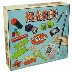 Retro 45 Magic Tricks Box